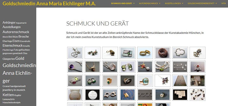 goldschmiedin-anna-eichlinger-wordpress-website-2014-internetagentur-muenchen-schlagheck