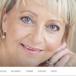 Christine Hagn Heilerin Website